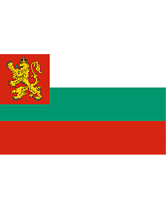 Flag: Naval Ensign of Bulgaria 1878-1944