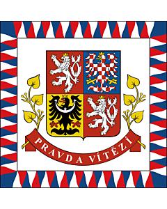 Flag: President of the Czech Republic
