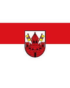 Flag: City of Unna