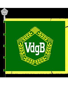 Flag: VdgB | Vereinigung der gegenseitigen Bauernhilfe  VdgB