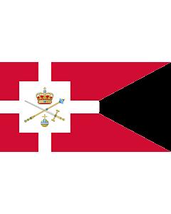 DK-standard_of_the_regent_of_denmark