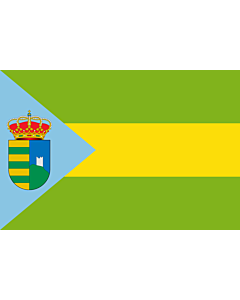 Flag: Pruna, Seville, Spain