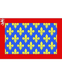 Flag: Sarthe
