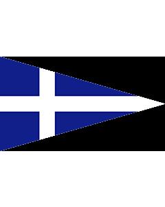 Flag: Greek Royal Navy Senior officer s