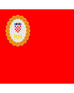 Flag: Speaker of the Croatian Parliament