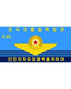 Flag: North Korean Air Force