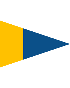 Flag: Command pennant