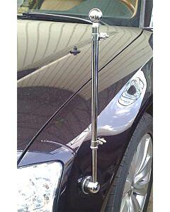 Original AUDI Car Flag for AUDI executive luxury car  (left side)