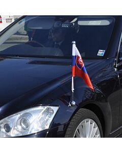 Original Mercedes-Benz Car Flag for Mercedes-Benz executive luxury car  (left side)