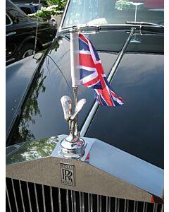 Flag Mast for Rolls-Royce